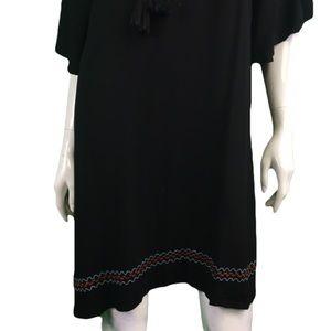 Flying Tomato Dresses - NWT Flying Tomato Black Dress (1045)